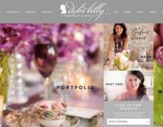 Debi Lilly – Website